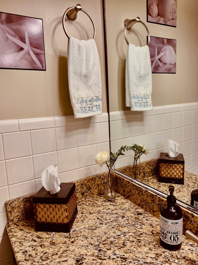 Unit 14 - Upgraded bathroom
