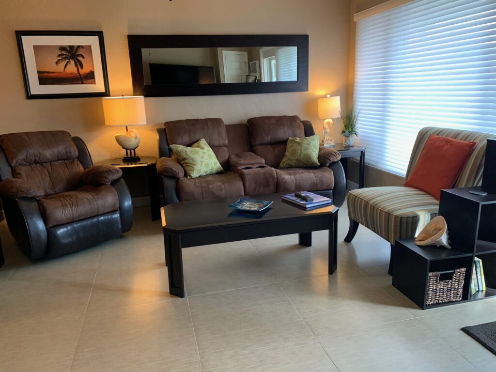 Unit 3 - Living Room